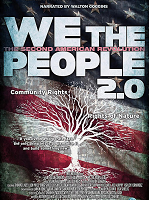 Promotional image for 'We the People 2.0' documentary